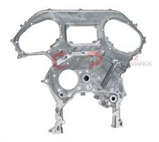 Nissan OEM Timing Chain Engine Cover, Front - Nissan GT-R 09+ R35