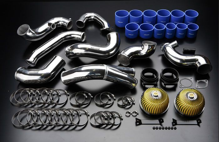Greddy Complete Suction Intake Kit - Nissan Skyline GT-R RB26DETT R32