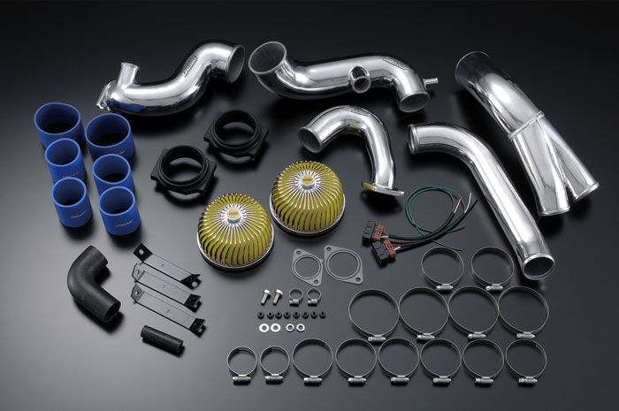 Greddy Air Intake Kit - Nissan Skyline GT-R RB26DETT R32