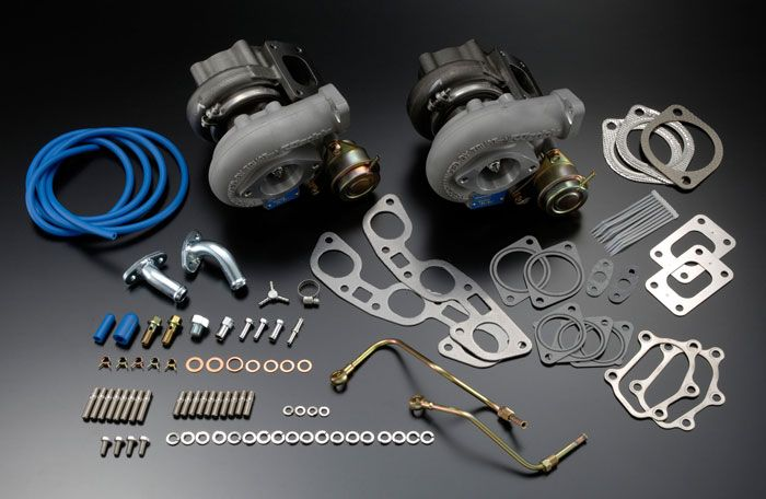 Greddy Turbo Upgrade Kit, T5117Z - Nissan Skyline GT-R R32