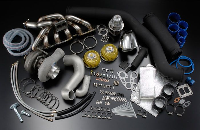 Greddy Turbo Upgrade Kit - Nissan Skyline GT-R RB26DETT R32