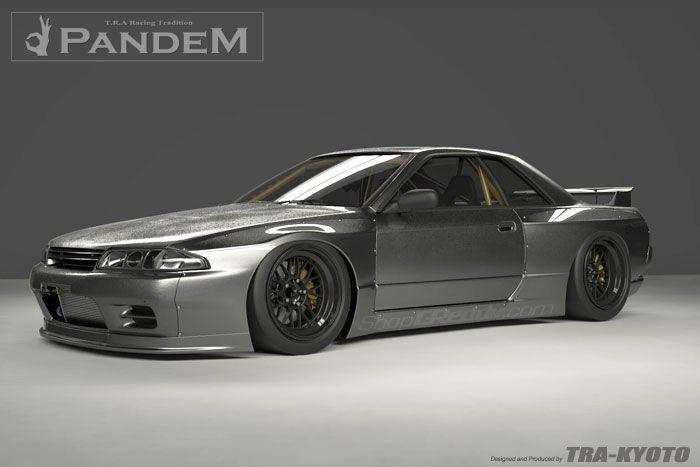 Greddy Pandem Wide-Body Aero Kit - Nissan Skyline GT-R R32 ...