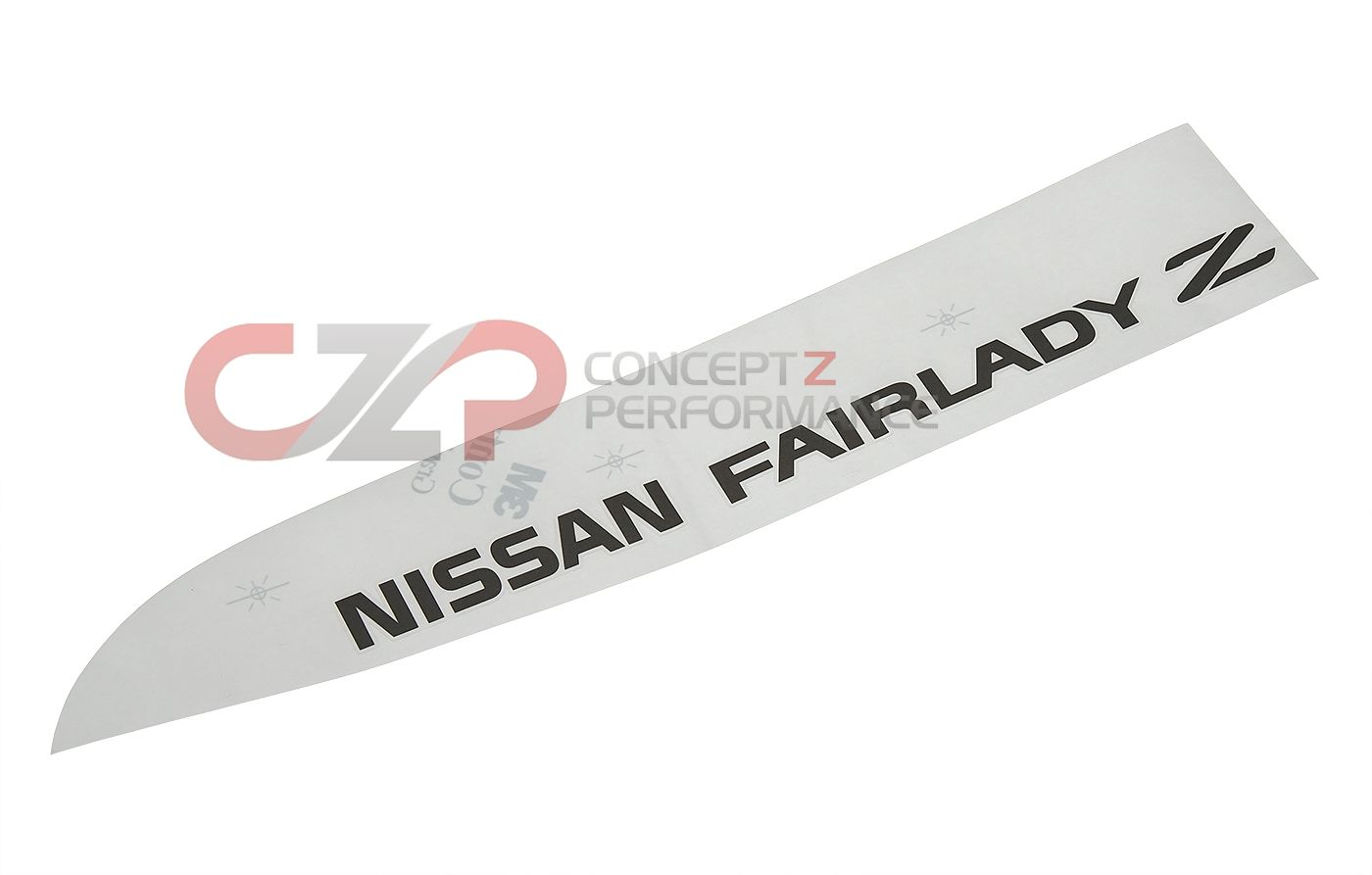 Apparel & Accessories :: Stickers & Decals - Concept Z Performance