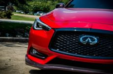 EMM Tuning Direct Carbon Fiber Fog Light Accent Replacement - Infiniti Q60 Coupe CV37
