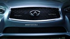Infiniti OEM Q50 Midnight Black Grille - 14+ V37
