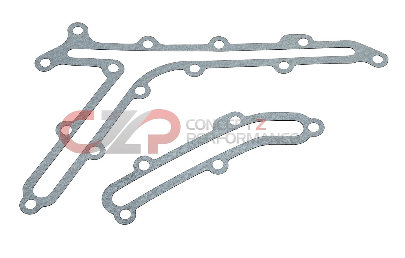 CZP Rear Timing Cover Oil Gallery Gasket Set, VQ35HR VQ37VHR - Nissan 350Z 370Z / Infiniti G35 G37 Q40 Q50 Q60 Q70 M37 FX35 FX37 QX70