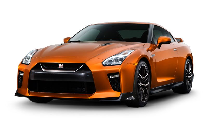 Nissan OEM Complete Front Fascia Body Kit w/ Optional Side & Rear Add-Ons, Non-Nismo 2017+ Conversion Kit - Nissan GT-R R35