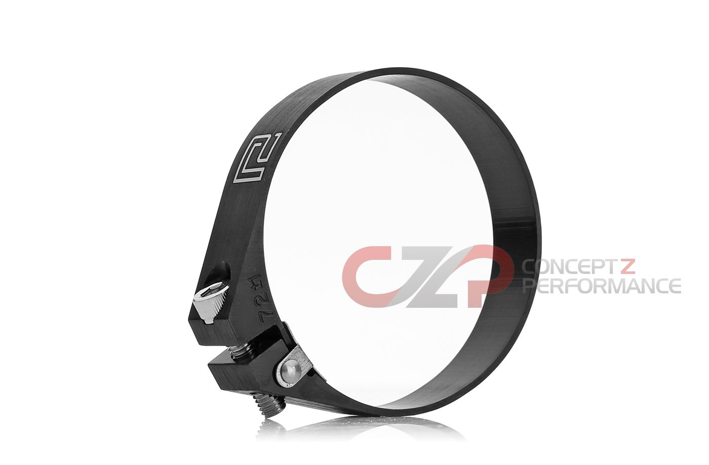 "P2M Aluminum Hose Clamp 2.25"" Hose OD (66~68mm)"