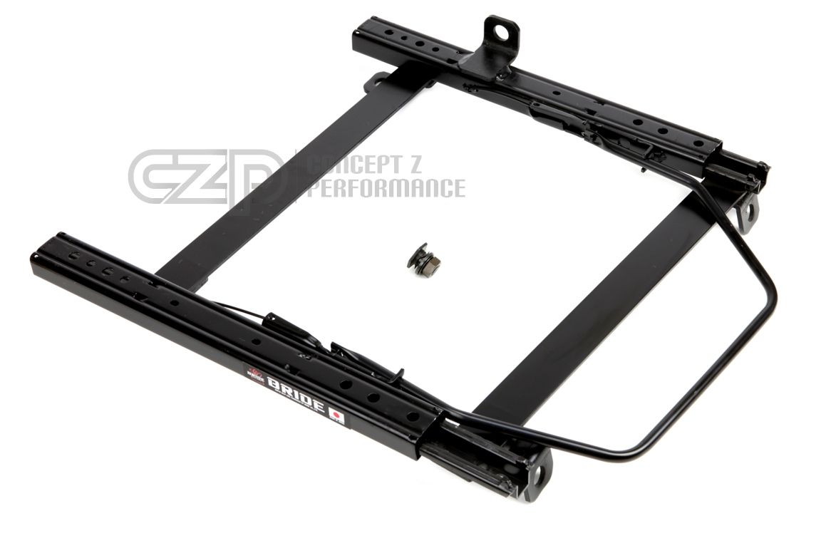 Bride Seat Rail Bracket Base RO, RH - Nissan 370Z Z34