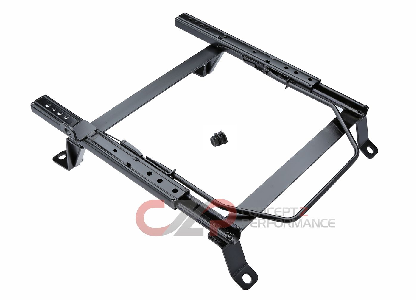 Bride RO Seat Rail Bracket Base LH - Nissan 370Z 09+ Z34