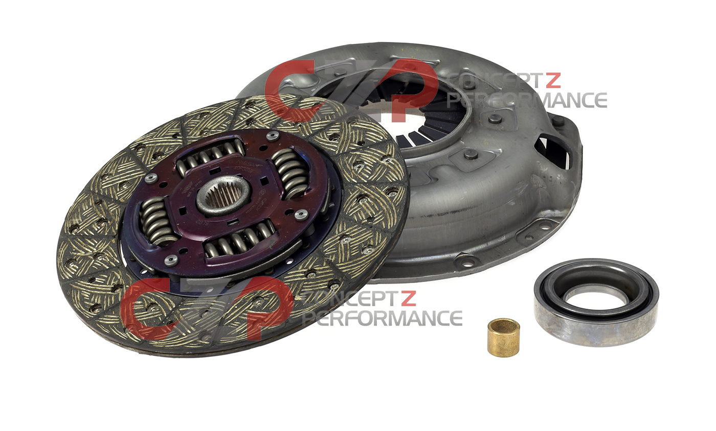 Nissan OEM Value Advantage Clutch Kit, VQ35DE - Nissan 350Z / Infiniti G35
