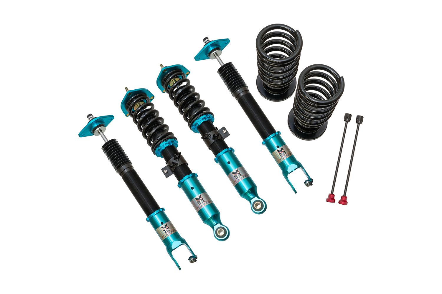 Megan Racing EZII Series Coilover 15 Way - Nissan 370Z Z34