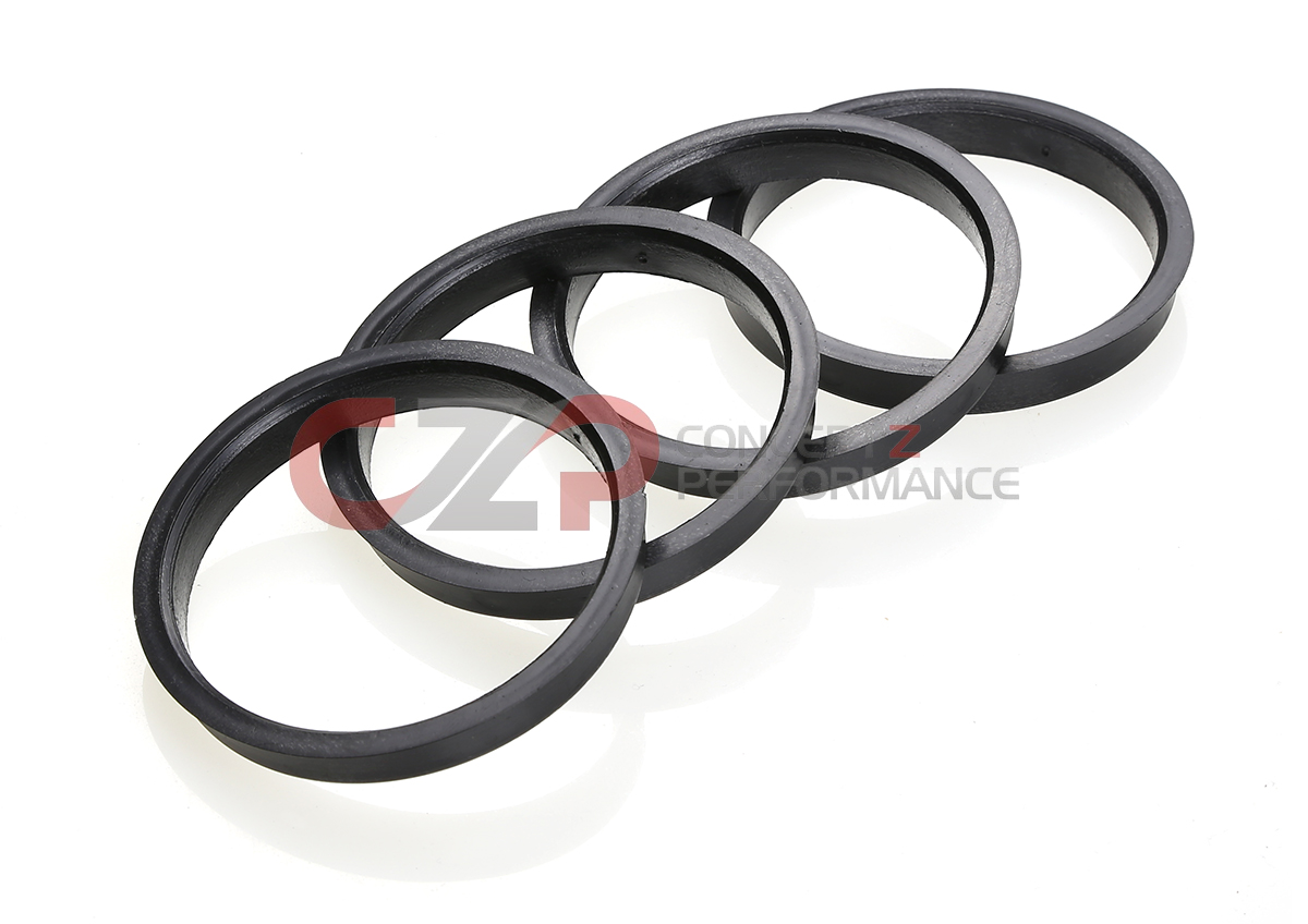 CZP Hubcentric Hub Ring Set - 75mm to 66.1mm - Nissan