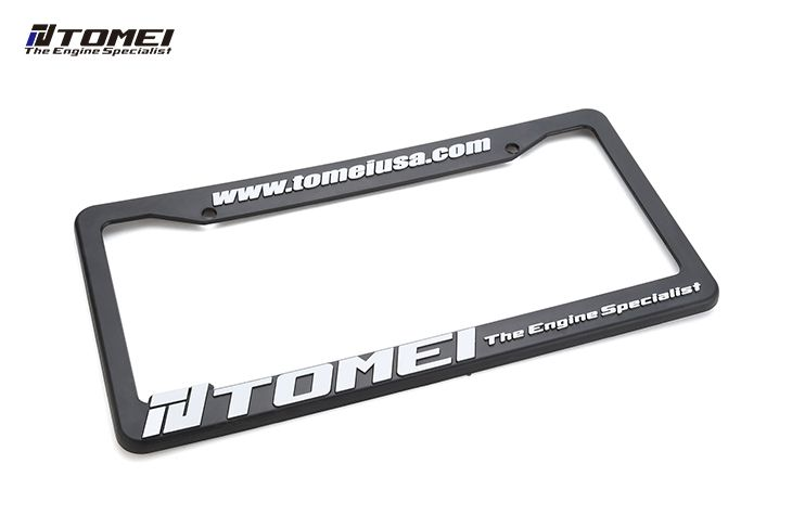 Tomei License Plate Frame