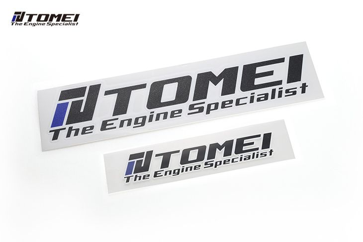 Tomei die cut sticker engine specialist 2016 12 20 in