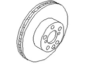 Rotor-disc Brake,rear Axle
