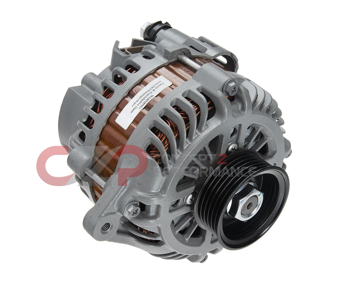 WPS High Output 200 Amp Alternator Assembly VQ35DE - Nissan 350Z / Infiniti G35