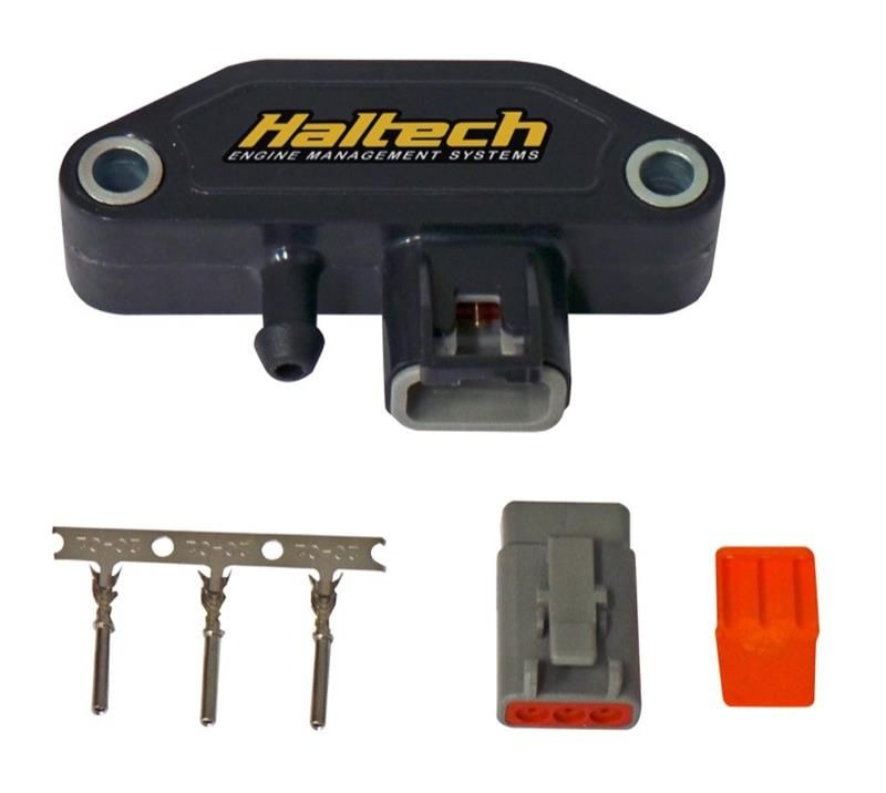 Haltech Motorsport 4 Bar Map Sensor, Universal