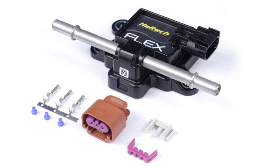 Haltech Flex Fuel Composition Sensor Including Terminal Kit