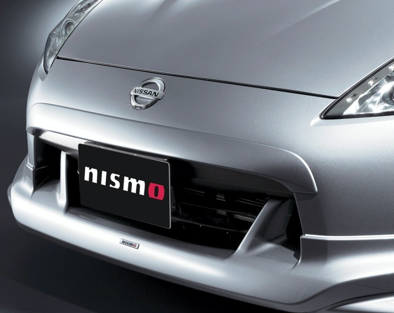 Nismo Front Bumper Fascia Nose Finisher Nissan 370z Z24 F2070