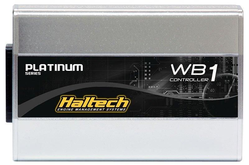 Haltech WBC1 Single Channel CAN Wideband Controller Kit