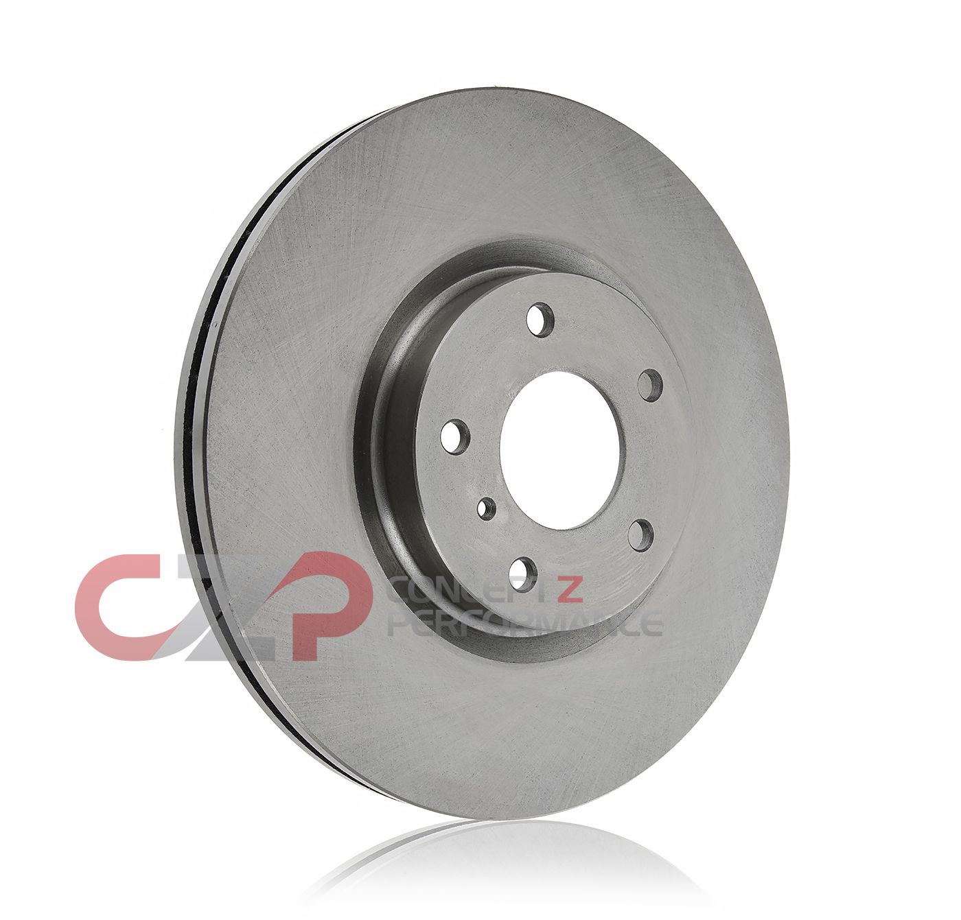 Nissan OEM Value Advantage Front Brake Rotor - Nissan 350Z 06-08 Z33 Non-Brembo