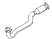 Tube Assy-exhaust,front