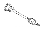 Shaft Assy-rear Drive
