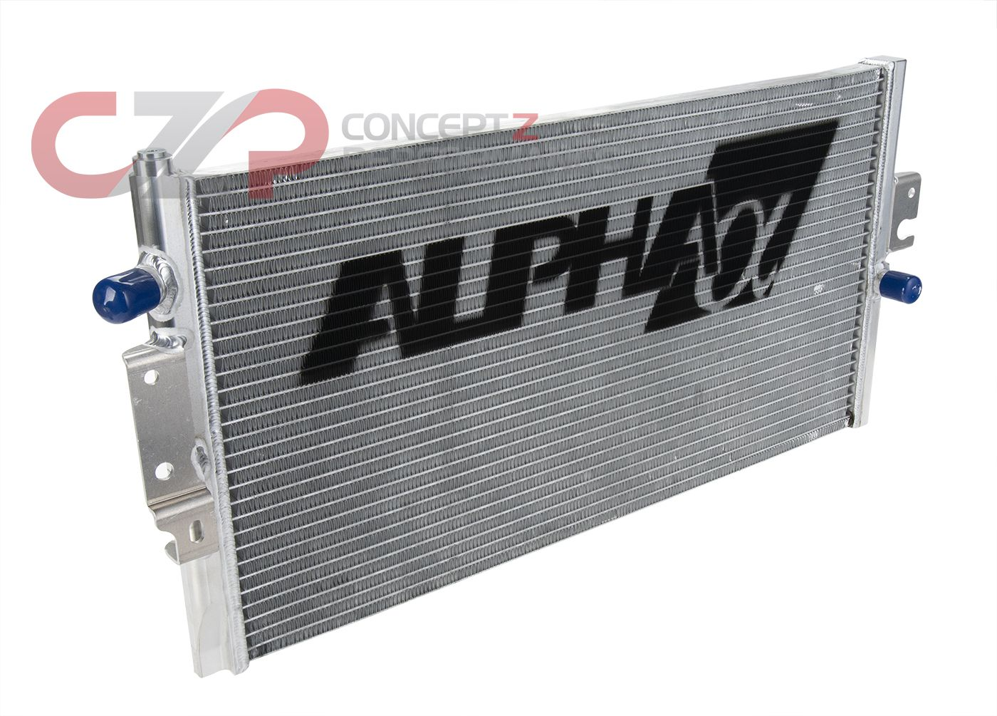 AMS Performance Red Alpha Heat Exchanger - Infiniti Q50, Q60 3.0T VR30DDTT