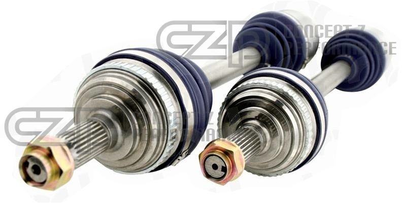 Driveshaft Shop RA8006L2 & RA8007L2 Rear Axle Half Shafts, Level 2 500HP - Nissan 350Z 03-08 Z33