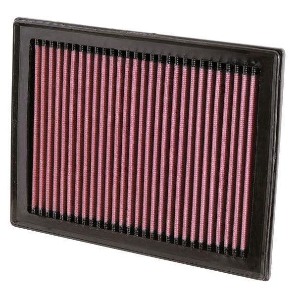 K&N Drop-in Air Filter Replacement - Infiniti Q50 / Q60 3.0t Premium / Red Sport RS400 Twin Turbo