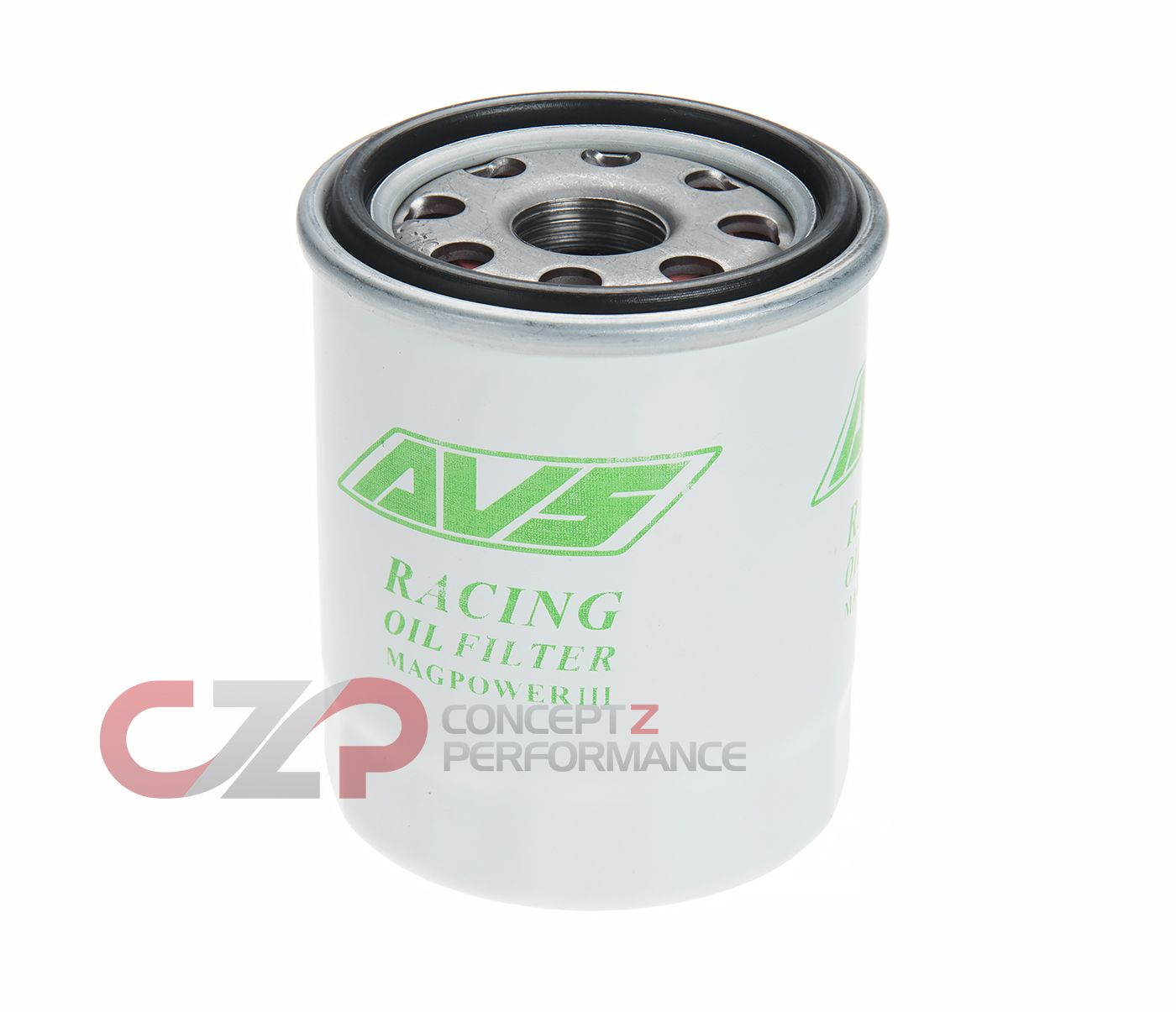 AVS Performance Magnetic Oil Filter - Nissan 300ZX Z32