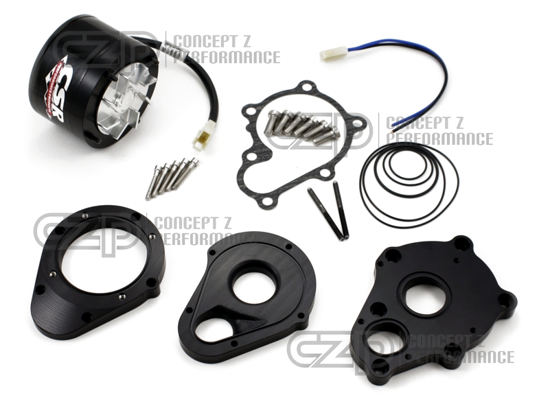 BDE Upgraded Electric Water Pump - Nissan 300ZX Z32