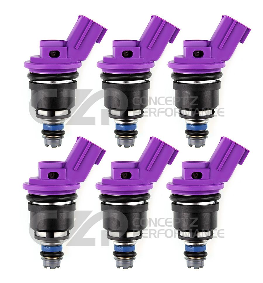 300zx Turbo Fuel Air: Z32 Fuel System :: Fuel Injectors & Components