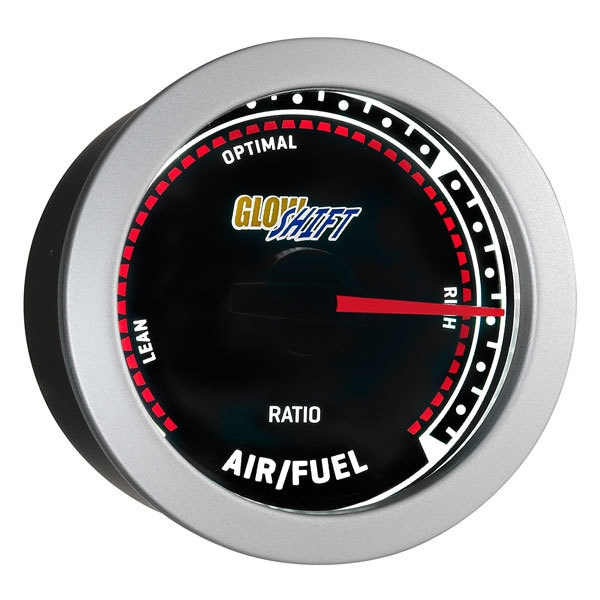 GlowShift  GS-T02 Tinted Air/Fuel Ratio Gauge