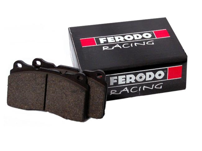 Ferodo DS2500 Brake Pads for Stoptech ST-40 Calipers