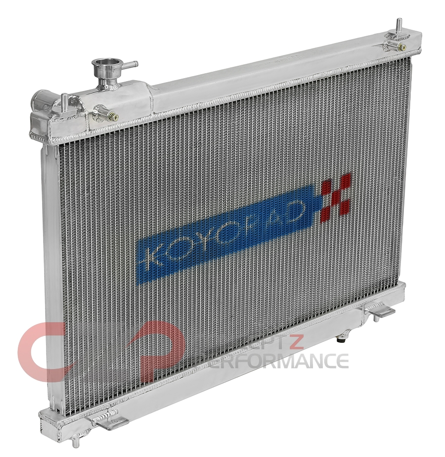 Koyo Racing Aluminum 36mm Radiator - Infiniti G35 V35