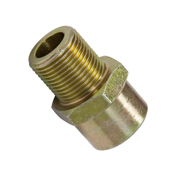 GlowShift Replacement Oil Filter Adapter Thread Fitting (3/4 UNF-16)
