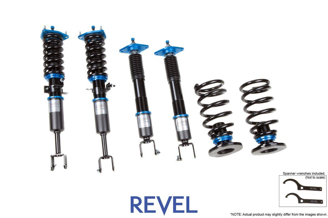 Revel Touring Sport Damper Suspension Coilovers - Nissan 350Z / Infiniti G35