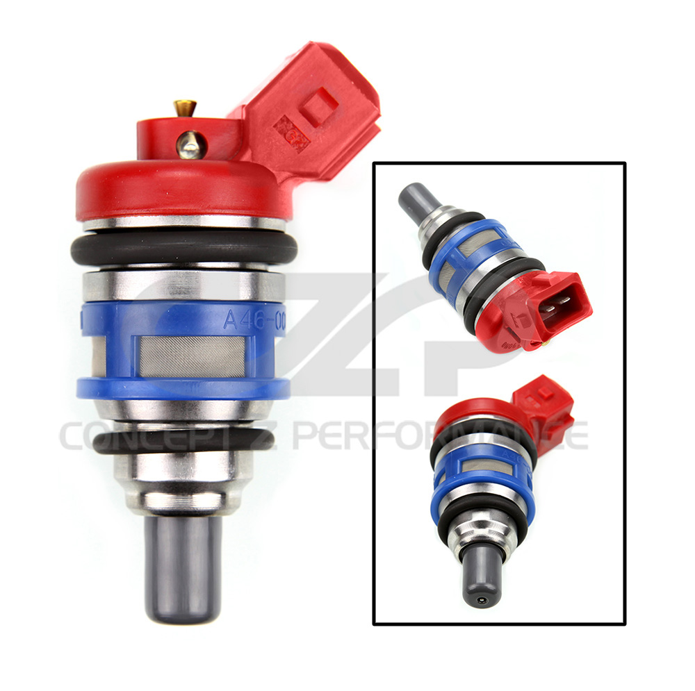 JECS OEM Fuel Injector 270cc - Non-Turbo NA 90-92 & 93 Convertible - Nissan  300ZX Z32 MP-10160N 16600-15V02 - Concept Z Performance