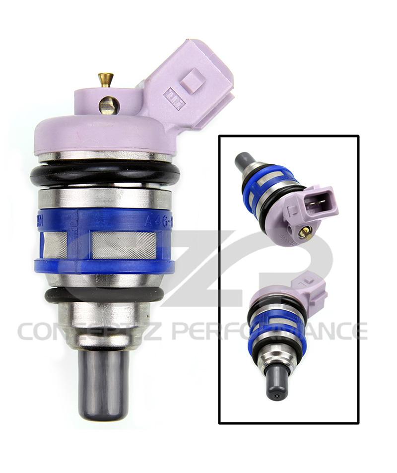 300zx Turbo Fuel Air: Nissan / Infiniti JECS OEM Brand New Fuel Injector 370cc