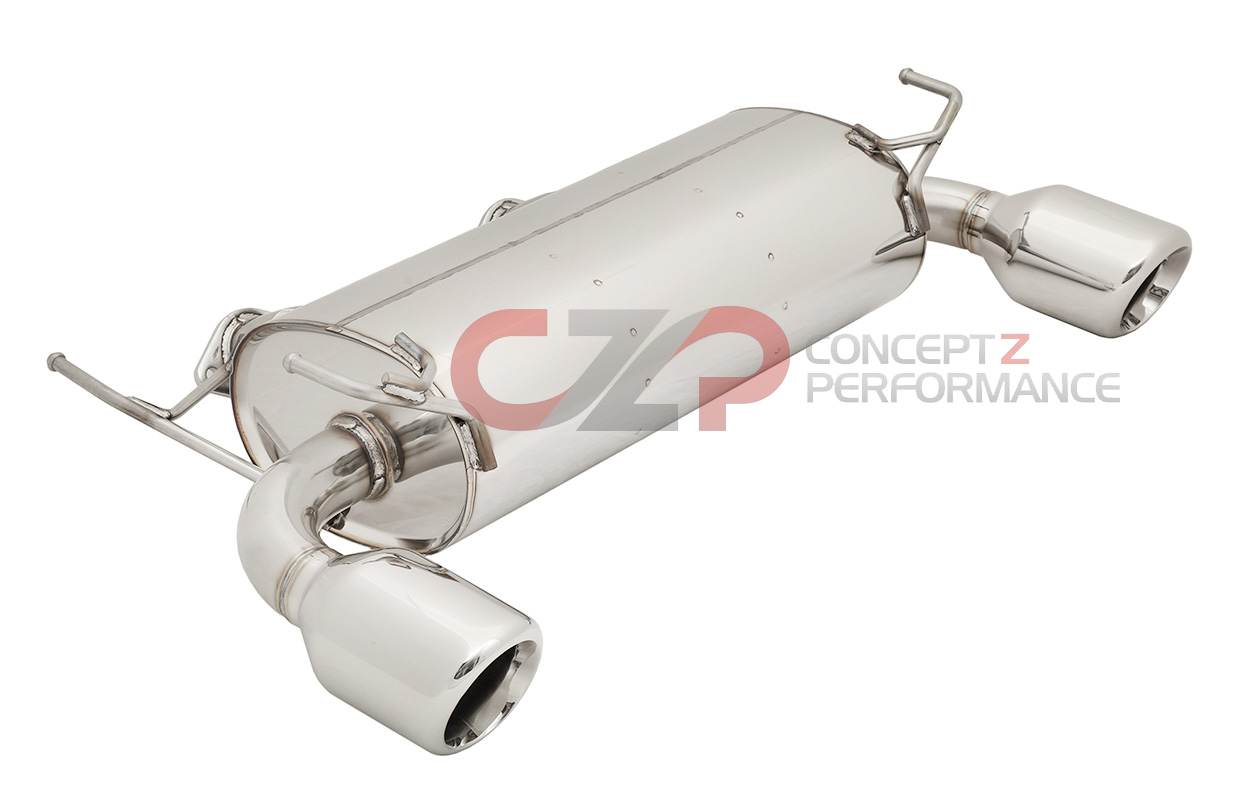 HKS Legamax Axle Back Rear Section Exhaust System - Nissan 370Z Z34 - UNFATHOMABLE SALE!!!