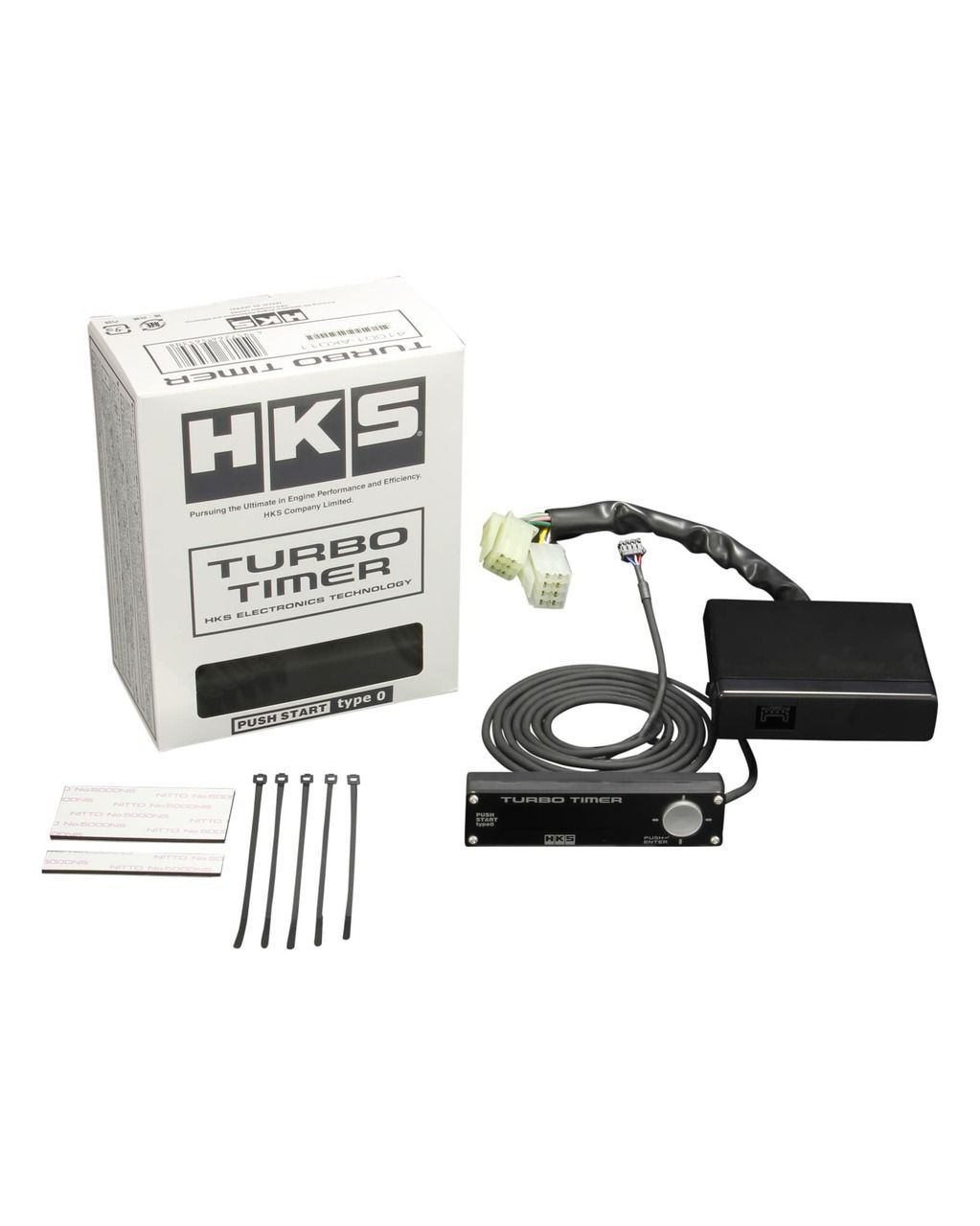 HKS Turbo Timer 9th type-0 Push Start Ignition