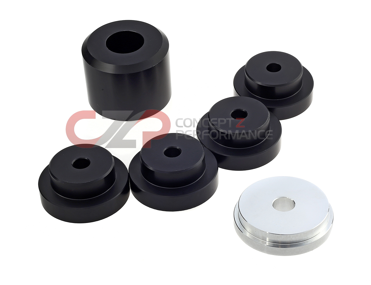 SPL PRO Solid Differential Bushings Front & Rear Set - Nissan 350Z / Infiniti G35