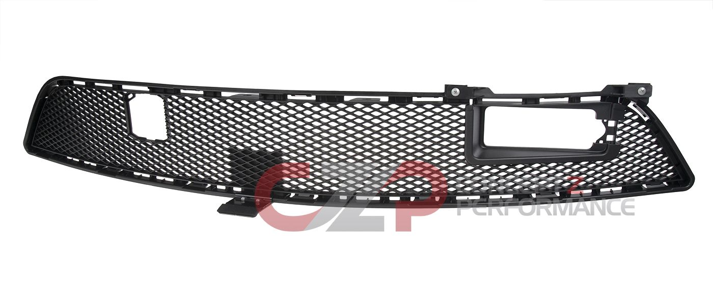 Infiniti OEM Coupe Lower Center Front Grille, Sport w/ ICC - Infiniti G37 Q60 Coupe CV36