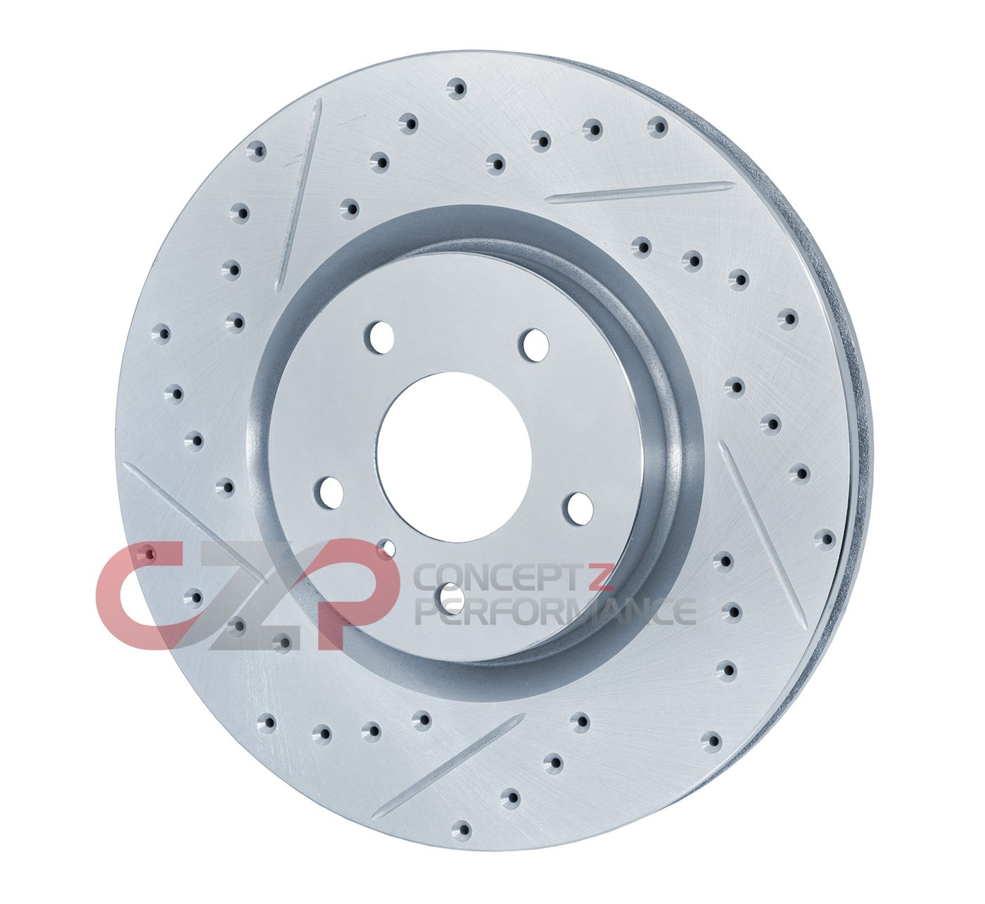 StopTech 227.42079R Select Sport Drilled and Slotted Brake Rotor; Rear Right
