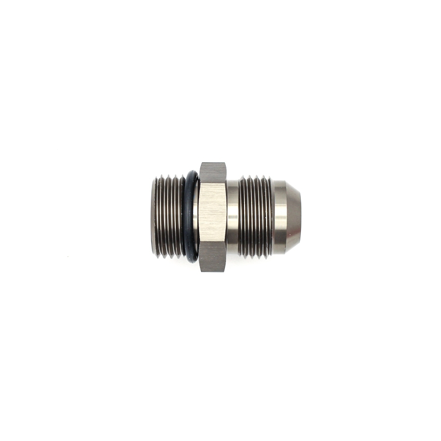 DeatschWerks 10AN ORB Male to 10AN Male Flare Adapter (incl O-Ring)