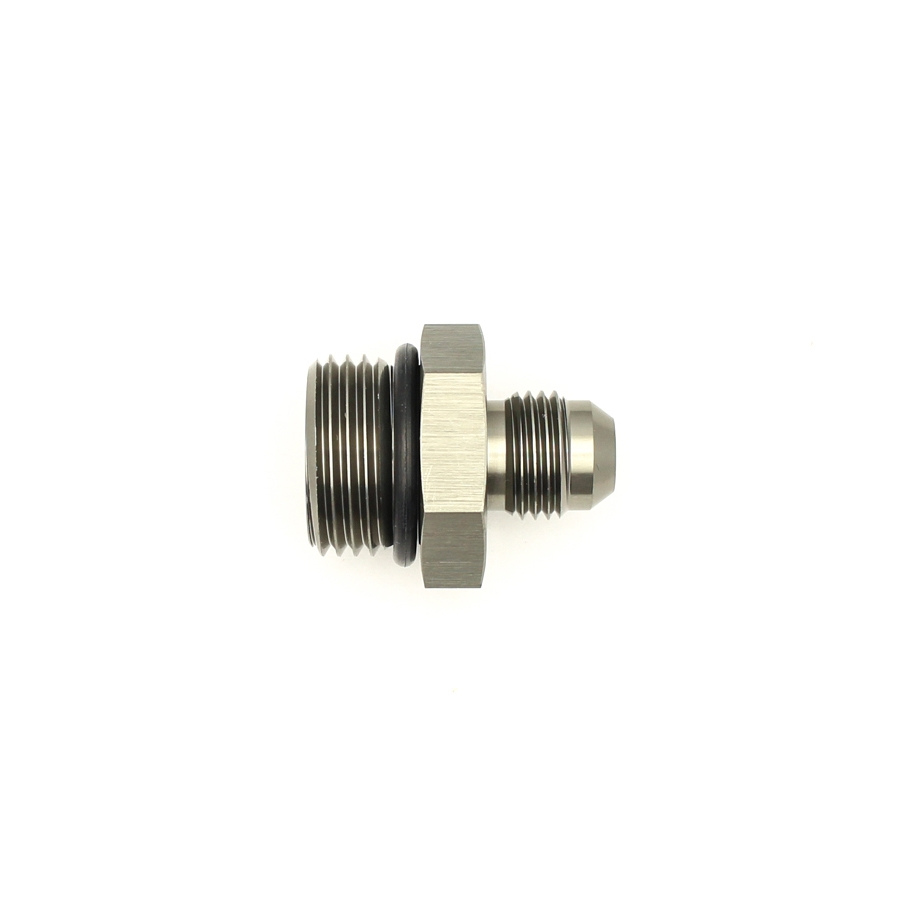 DeatschWerks 10AN ORB Male to 6AN Male Flare Adapter (incl O-Ring)
