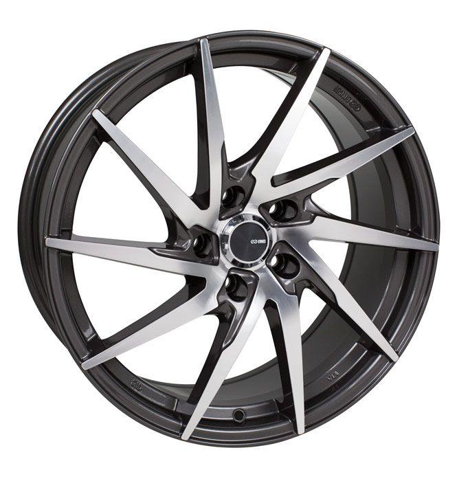 Enkei PW10 Performance Series Wheel Set - 18""