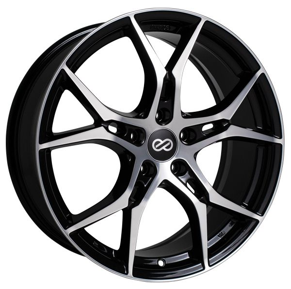 Enkei Vulcan Performance Series Wheel Set - 18""